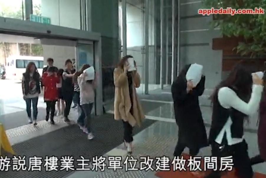 Girls in Tsuen WAN