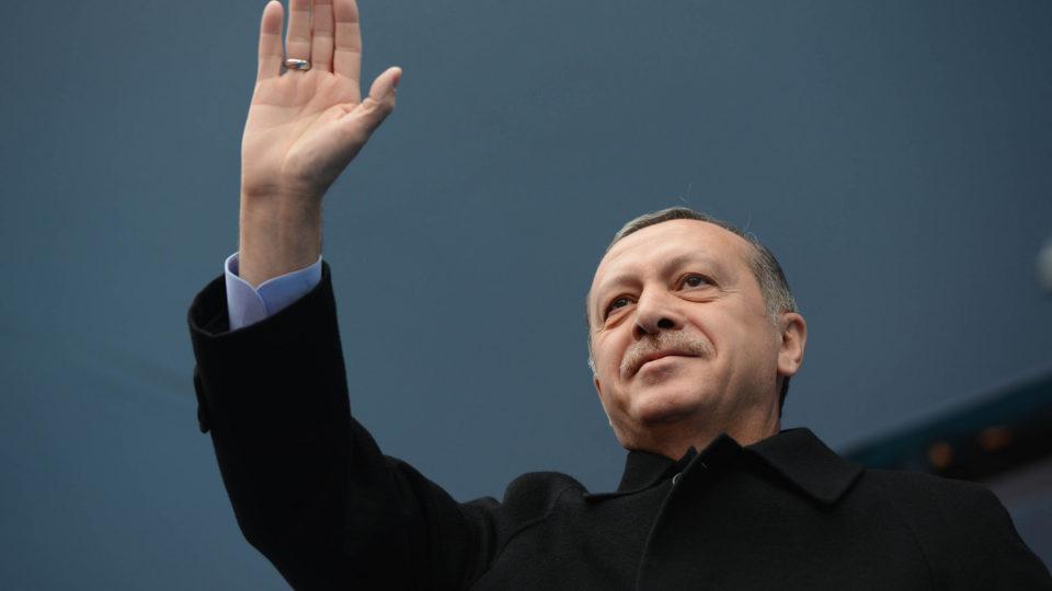 Turkish President Recep Tayyip Erdoğan. Photo: Flickr / Recep Tayyip Erdoğan