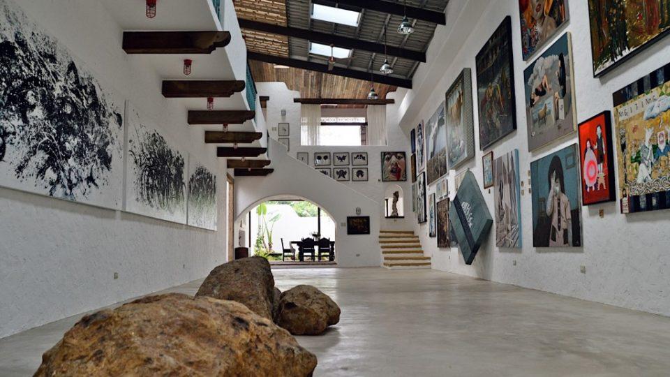 Photo: Pinto Art Museum