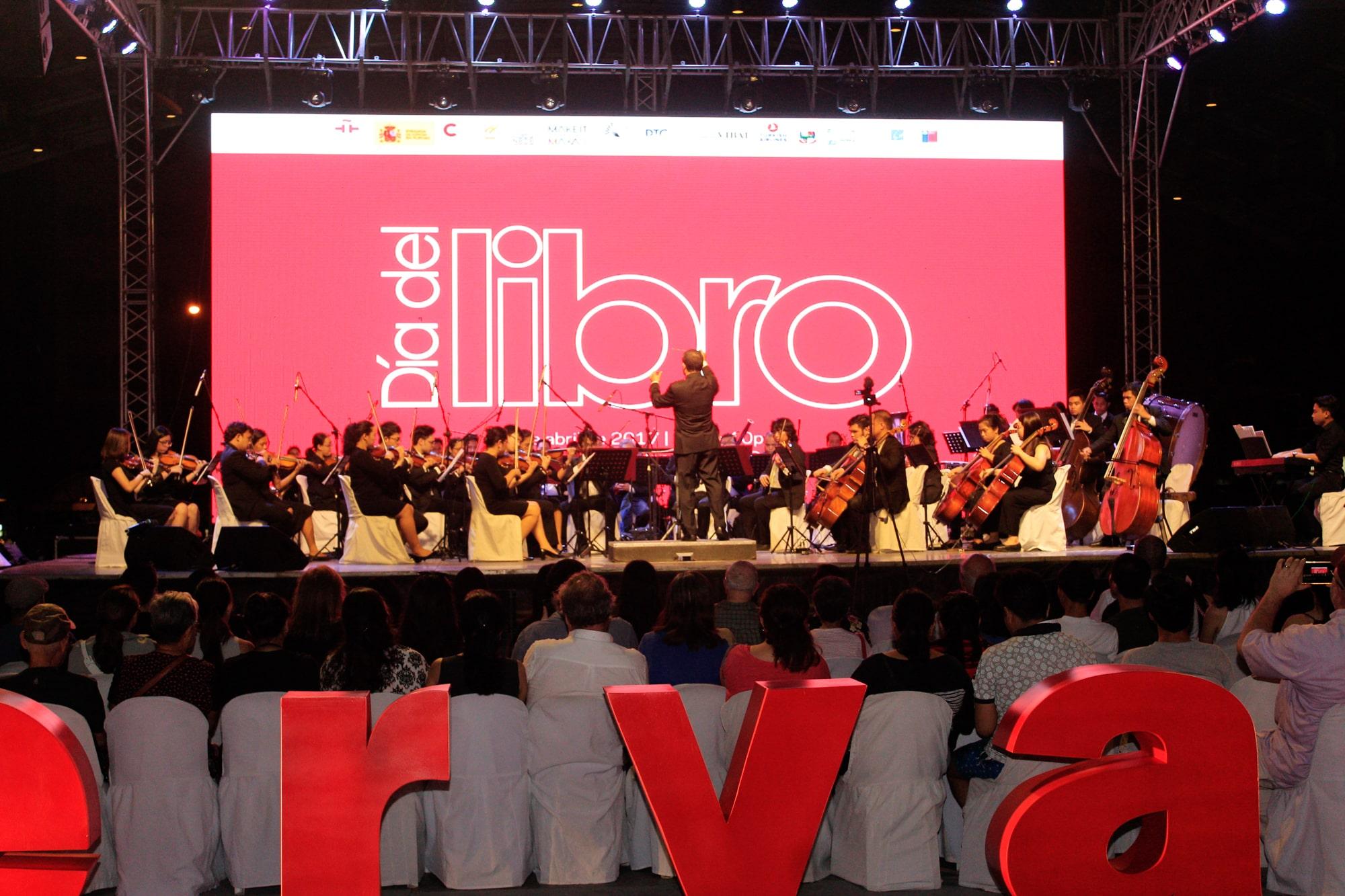 Photo: Instituto Cervantes de Manila.