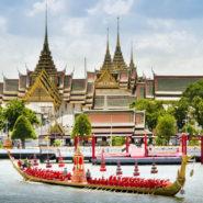 King postpones royal barge procession until December