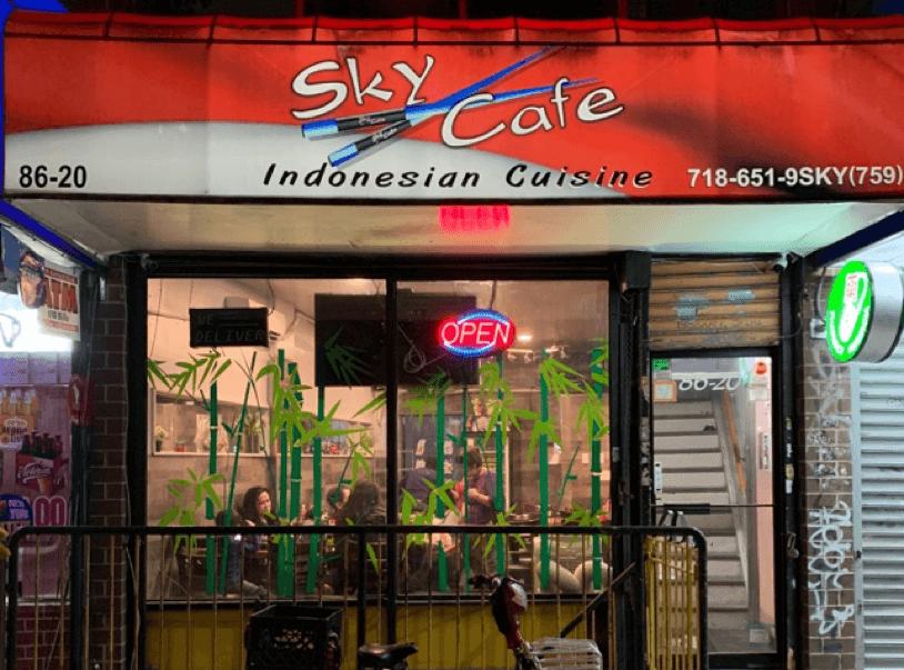 Best Indonesian Food In New York City Goreng Sambal Rendang