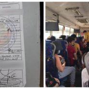 Bus operator pays Valenzuela City Hall nearly half-million-peso fine for overloading