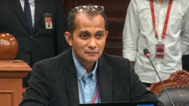 Indonesia's Deputy Justice and Human Rights Minister Eddy Omar Sharif Hiariej. Photo: Video screengrab