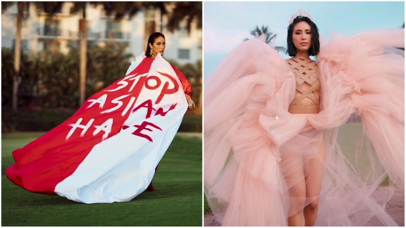Miss Universe Singapore 2020 winner Bernadette Belle Ong. Photos: Miss Universe Singapore